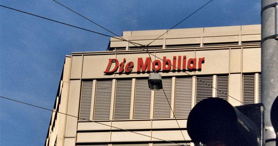 Die mobiliar pr sentiert 2014 ein ausgezeichnetes for Versicherung mobiliar